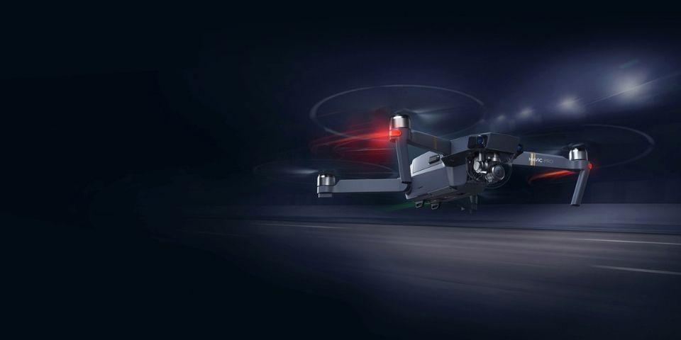 review drone dji mavic pro