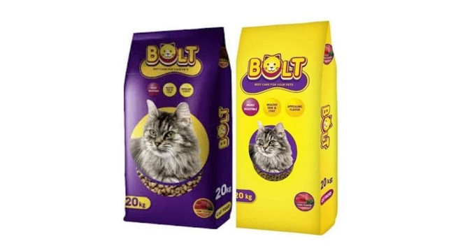 Kelebihan Dan Kekurangan Makanan Kucing Bolt